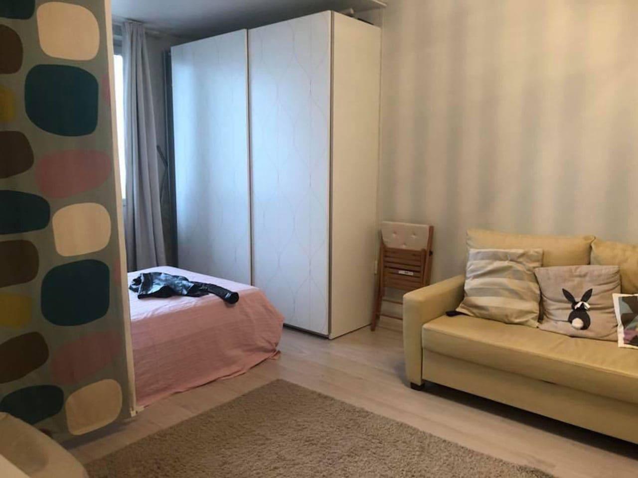 Продается 1-ком. квартира, 38 м²